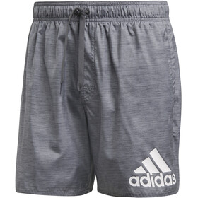 adidas Badge of Sport Melange SL Shorts Herrer, grey six